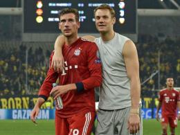 Vor BVB-Duell: Ex-Schalker reden Bayern stark