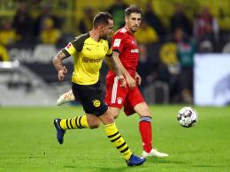 3:2! BVB gewinnt packendes Topspiel gegen Bayern
