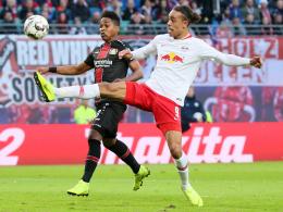 Sieg gegen Leverkusen: Leipzig überflügelt die Bayern
