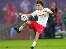 Leipzigs Sabitzer sagt Länderspielreise ab