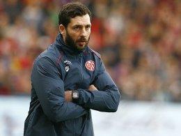 Mainz: 5000 Euro Strafe für Sandro Schwarz