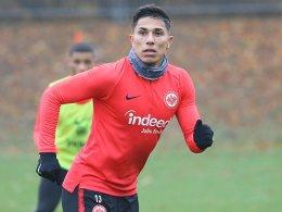 Salcedo peilt das Augsburg-Spiel an