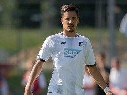 Hoffenheim: Geiger und Hübner feiern Comeback