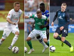 Werders Leihkandidaten: Jacobsen, Käuper - und Beijmo?