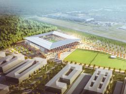 SC Freiburg erhält Baugenehmigung für neues Stadion