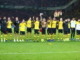 BVB spielt gegen Gladbach mit Sondertrikot