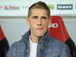 Petersen vor der Rückkehr ins Teamtraining