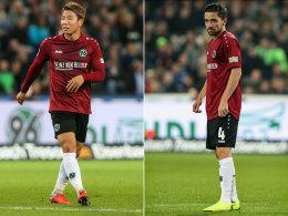 Hannover: Asano und Korb wieder dabei