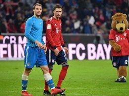 Bayern weit weg vom Happy End