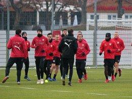 Personallage beim VfB entspannt sich kaum