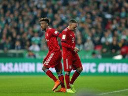 Rückschlag für Ribery - Comans verfrühtes Comeback