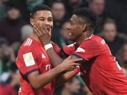 Gnabry: Überglücklich, aber mit Respekt vor Werder