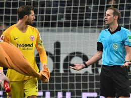 DFB verhängt Geldstrafe gegen Trapp