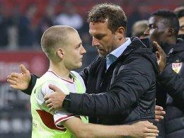 Ascacibars Fehlen als Herausforderung für den VfB