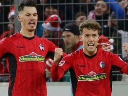 Waldschmidt nach 3:0 gegen Leipzig: