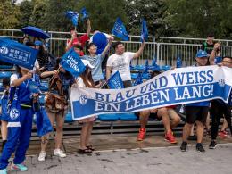 Schalke eröffnet Büro in Shanghai