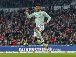 Bayern souverän, BVB Herbstmeister, VfB dankt Gomez