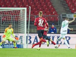 Sieg beim Club: Wolfsburger Höhenflug geht weiter