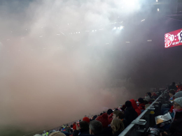 Mainz will Pyro-Verursacher in Regress nehmen