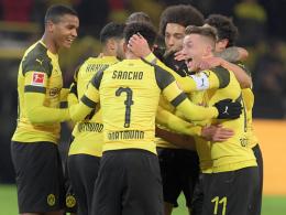 Umfrage: Wird Dortmund auch Meister?