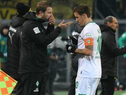 Kohfeldt fordert Kruse: