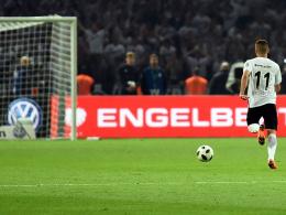 Einer für die wichtigen Tore: Gacinovic verlängert bis 2022