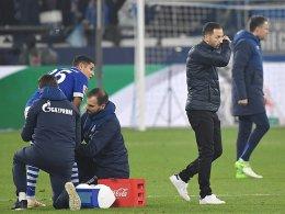Schalke muss in Stuttgart auf Harit verzichten