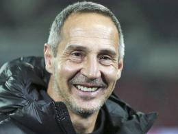 Frankfurt will Revanche für Supercup-Debakel