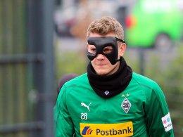 Maskenmann Ginter ist schon wieder am Ball