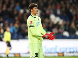 TSG-Keeper Kobel wechselt nach Augsburg