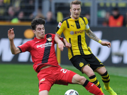 Reus brilliert, Havertz imponiert