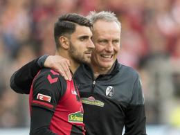 Grifos Rückkehr nach Freiburg steht unmittelbar bevor