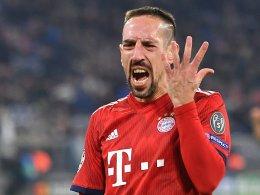 Ribery wütet in den sozialen Medien