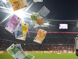 Nach Ribery-Sanktion: Wo landen die Strafgelder in der Bundesliga?
