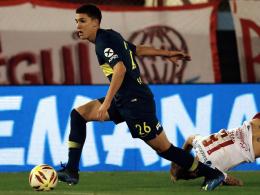 Wechsel perfekt: BVB holt Boca-Talent Balerdi