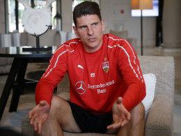 Gomez traut dem VfB Großes zu - in der Zukunft