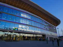 Hoffenheim spielt künftig in der PreZero-Arena