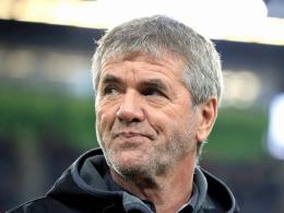 Bei Klassenerhalt: Funkel bleibt Düsseldorfs Trainer