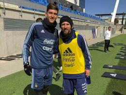 Messis Sparringspartner: Auf Spurensuche bei Leonardo Balerdi