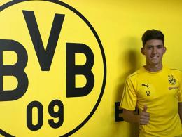 BVB stellt Balerdi für Südamerika-Meisterschaft frei