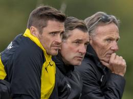 Dortmund sucht die Schärfe