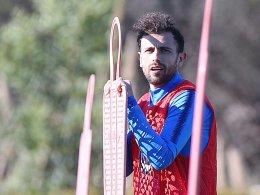 Mehmedi träumt vom Dreierpack auf Schalke