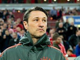 Kovac: Zwischen Druck und Ehrgeiz