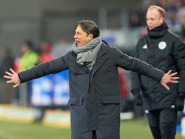 Kovac ungefragt Richtung BVB: