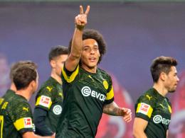 Dortmund hält dem ersten Druck Stand: 1:0 in Leipzig dank Witsel
