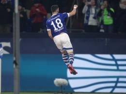 Caligiuri beschert Schalke gelungenen Rückrunden-Start