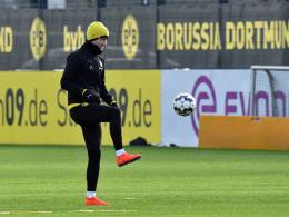 BVB-Kapitän Reus ist wieder an Bord