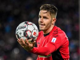 SC gegen Hoffenheim wieder mit Günter