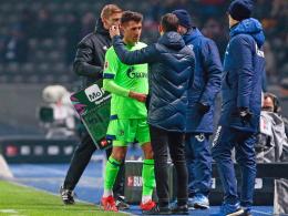 Schalke: Nur ein Punkt - aber drei Verletzte