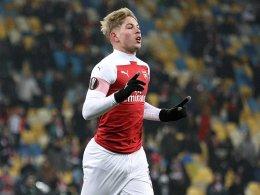 Leipzig vor Ausleihe von Arsenal-Juwel Smith-Rowe